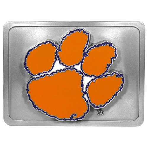 Siskiyou NCAA Clemson Tigers Trailer Hitch Cover, Class III