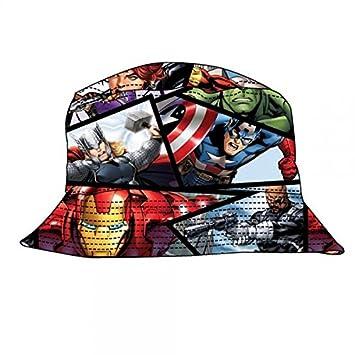 Hat - Marvel - Avengers Sublimated Bucket Cap Licensed ob2736mac   Amazon.co.uk  Toys   Games 542e43d1e14
