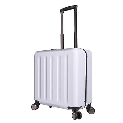 Maleta de mano liviana para maletas de mano para maletas de 18 pulgadas, carro giratorio