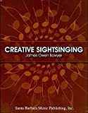 img - for Creative Sight Singing book / textbook / text book