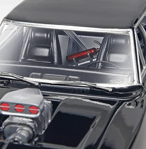 Revell 14319 Fast & Furious Dominic's 1970 Dodge Charger detailgetreuer Modellbausatz, Autobausatz 1:25, Mehrfarbig