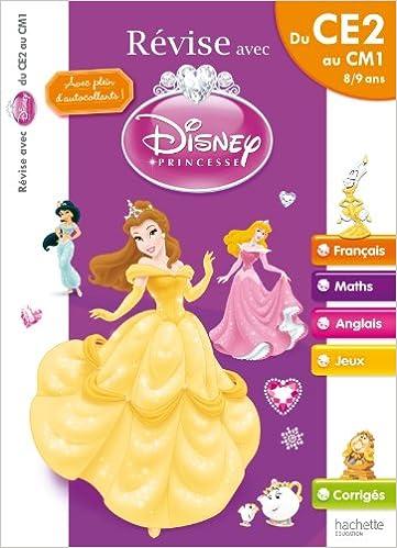 Téléchargement gratuit du livre électronique Révise avec les Princesses - du CE2 au CM1 FB2 by Daniel Berlion,Joanna Le May
