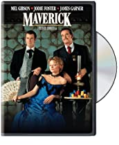 Maverick (Keepcase)  Directed by Richard Donner