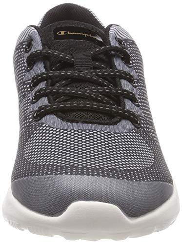 Cut Trail Rachele 3 nbk Noir Kk001 Chaussures Low Femme De Champion Shoe 51pna