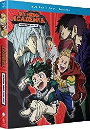My Hero Academia: Season Four - Part One [Blu-ray]