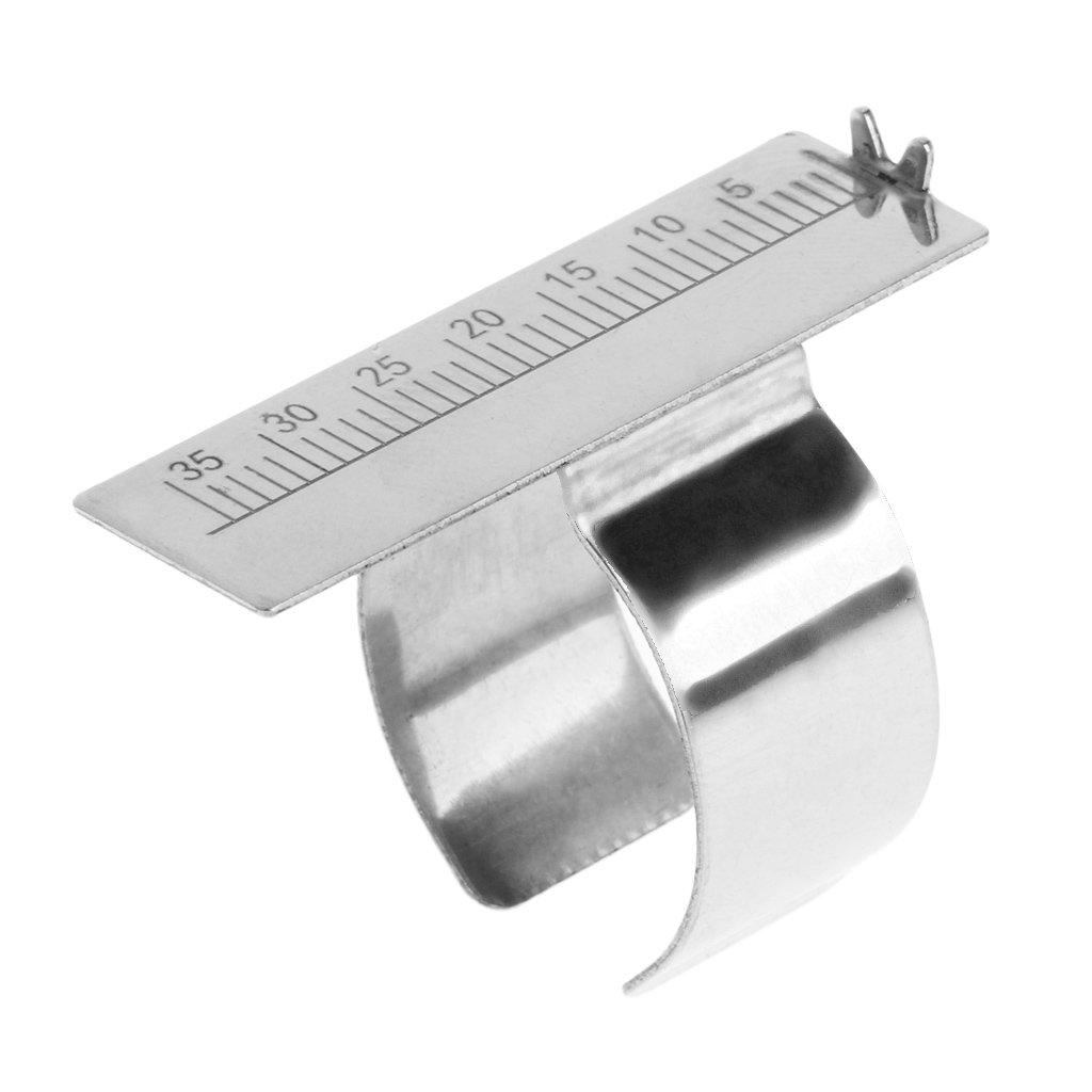 AISme Endo Gauge Finger Ruler Span Measure Scale Endodontic Dental Instruments Ring