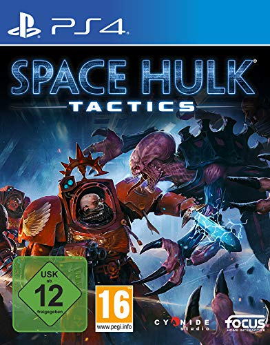 Price comparison product image Space Hulk,  Tactics,  1 PS4-Blu-ray Disc