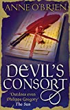 Front cover for the book Devil's Consort by Anne O'Brien