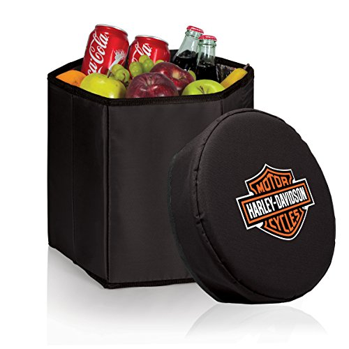 Picnic Time Harley Davidson Bongo Insulated Collapsible Cooler