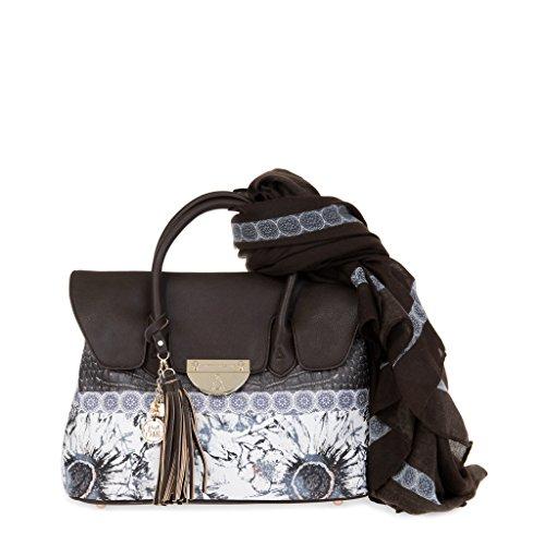 Borsa Pash bag by atelier du sac linea petite orleans art.5672 NEW COLLECTION AI 20178 (K)
