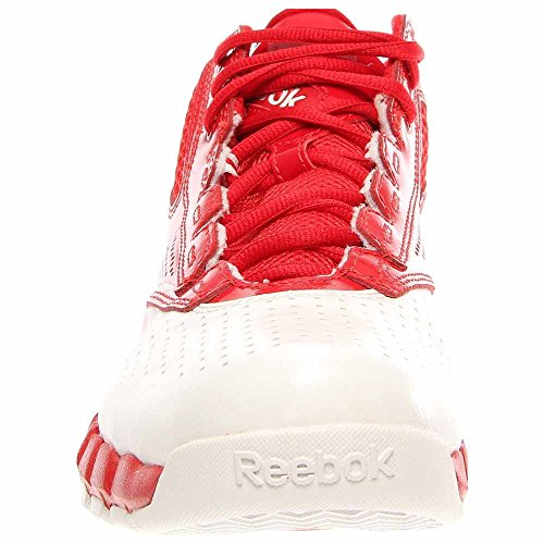 Reebok Zig Pro Future Damen Basketballschuh Weiß Rot