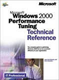 img - for Microsoft Windows 2000 Performance Tuning Technical Reference by John Paul Mueller CNE (2000-01-01) book / textbook / text book