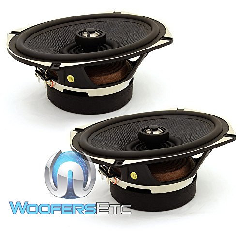 Arc Audio Moto 692 6  X 9  90 Watts Rms Motorcycle Coaxial Speakers