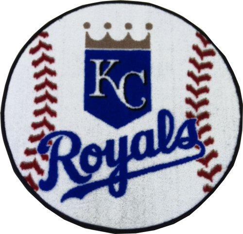 MLB - Kansas City Royals Baseball (Kansas City Royals Baseball Rug)