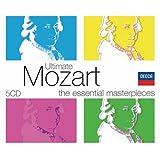 Ultimate Mozart [5 CD Box Set]