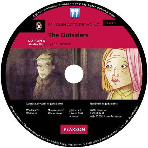 Download Level 1: The Outsiders Multi-ROM with MP3 for Pack (Pearson English Active Readers) PDF