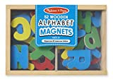 Melissa & Doug Magnetic Wooden Alphabet thumbnail