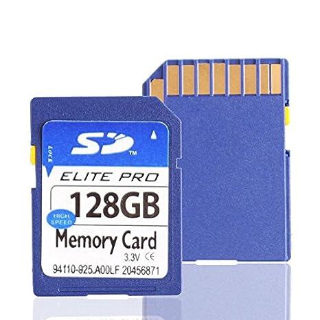 Kinbelle - Tarjeta de Memoria Flash de Alta Velocidad para ...