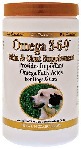 Vet Classics Omega 369 Skin Coat Supplement (14 oz) For Sale