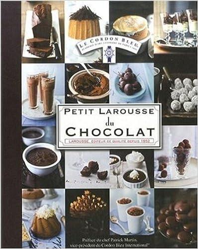 Petit Larousse du chocolat pdf, epub