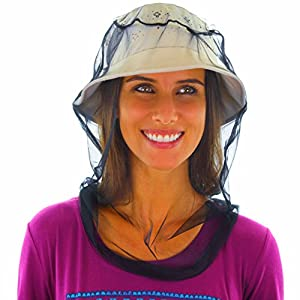 'shmallow Mosquito Head Net, Premium Anti Mosquito Netting with Free Carrying Pouch, Keep Bugs Off with No Toxic Chemicals! Best for Travel, Backyard, Camping, Fly Fishing and Outdoors!