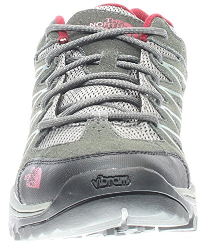 Storm Biking amp; Hiking The Graphite Men's Shoe Red Grey Face III North vFxR4H