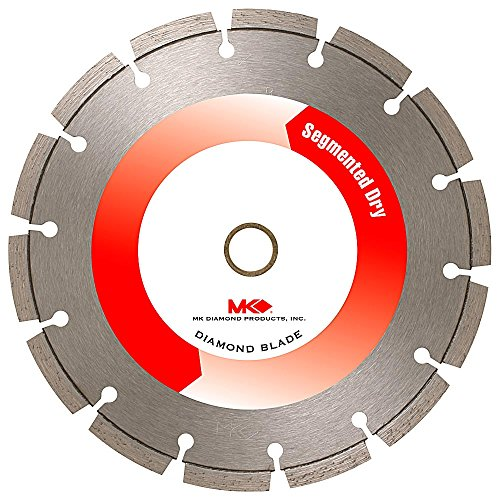 MK Diamond 157716 MK229D 14-Inch Dry Cutting Good Quality General Purpose Blade