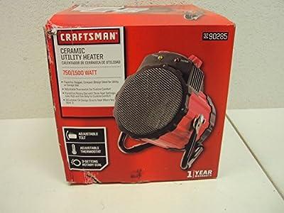 Craftsman Ceramic Utility Heater by Craftsman Ceramic Utility Heater