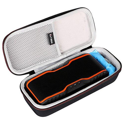 LTGEM AOMAIS Sport II Case Case for AOMAIS Sport II or AOMAIS Sport II+ Plus Waterproof IPX7 Portable Bluetooth Speaker (Case Only)