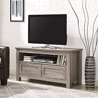 Driftwood TV Stand for TVs up to 48""