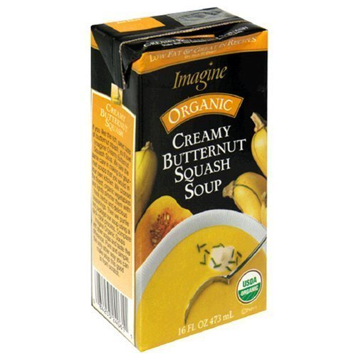 Imagine Organic Soup, Creamy Butternut Squash, 32 Ounce by Imagine Foods