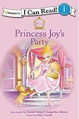 Princess Joy's Party (I Can Read! / Princess Parables)