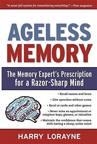 Ageless Memory Experts Prescription Razor Sharp product image