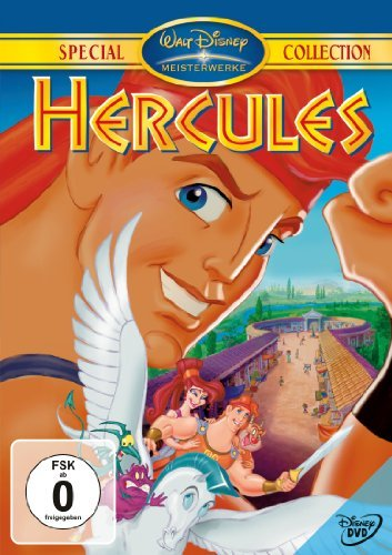 Hercules (Special Collection) [DVD] [1997] by Tate Donovan B01I0869N0
