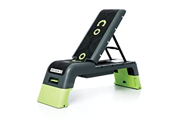 ESCAPE - Step para Fitness, Color Gris: Amazon.es: Deportes y aire ...