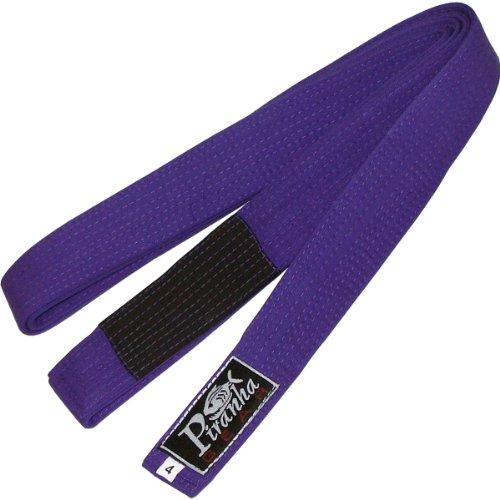 Clearance BJJ Uniform Belt M/W Rank Sleeve,Purple