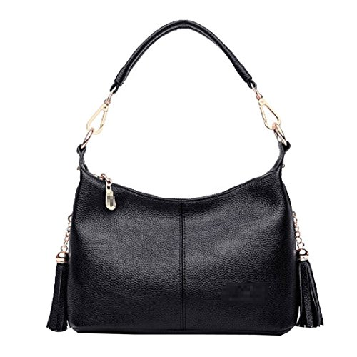 Zipper Femmes Satchel Mini Sac Lady Bandoulière Casual Mode Cuir Sac Pu à Tote En Black à Multicolore Sac Pu à Main Bandoulière 4n4xr7w8q