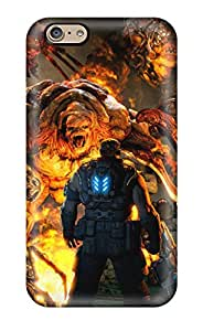 Excellent Design Gears Of War 3 Case Cover For Iphone 6