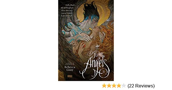 A Flight of Angels: Various, Rebecca Guay: 9781401221478