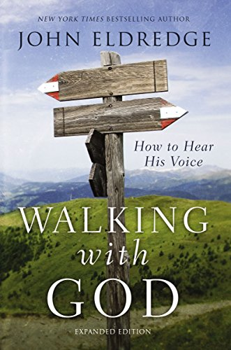 Walking with God: How to Hear His Voice cover
