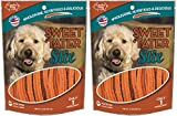 (2 Pack) Carolina Prime Sweet Tater Stix – 12 oz For Sale