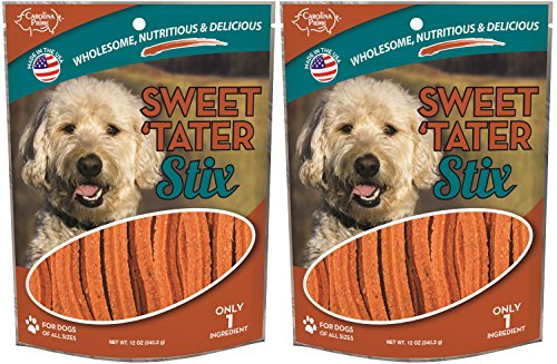 Image of (2 Pack) Carolina Prime Sweet Tater Stix - 12 oz