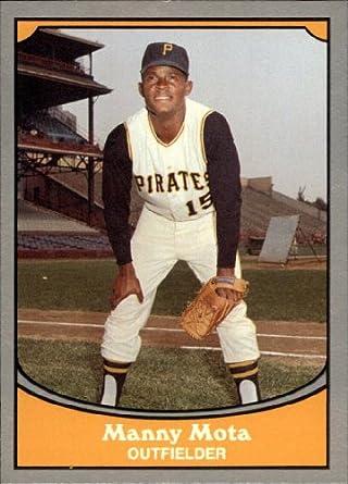 Amazoncom 1990 Pacific Legends Baseball Card 41 Manny Mota Near