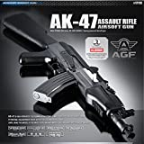 アカデミー エアガン AK-47 ASSAULT RIFLE AIR SOFT GUN #17113