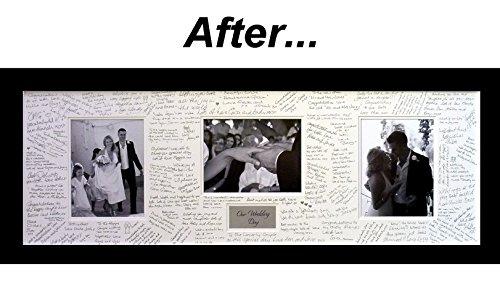 desertcart Oman: Wedding Guest Book Frames   Buy Wedding Guest Book ...