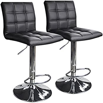 black friday only cameron adjustable bar stools set of 2 walnut this item modern square leather back counter height swivel stool leopard