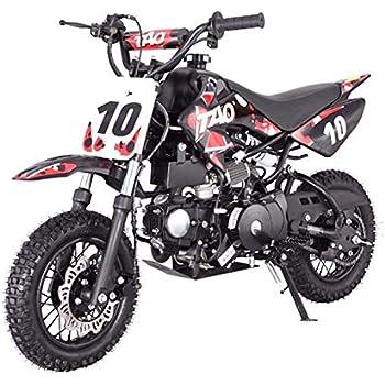 X-Pro 110cc Dirt Bike Pit Bike Youth Dirt Pit Bike 110 Dirt Pitbike,Red