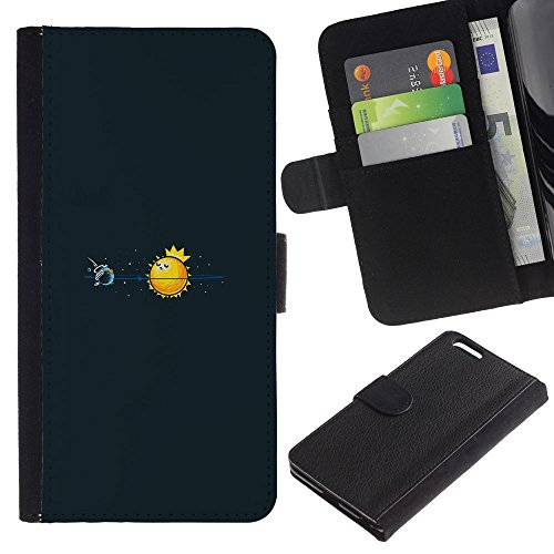 OMEGA Case / Apple Iphone 6 PLUS 5.5 / DAUGTHER OF THE KING / Cuir PU Portefeuille Coverture Shell Armure Coque Coq Cas Etui Housse Case Cover Wallet Credit Card