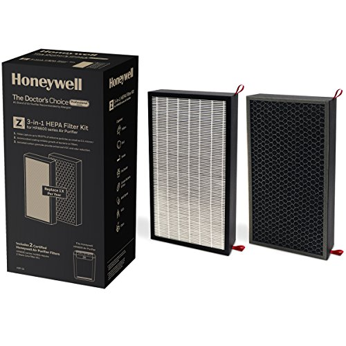 Honeywell Kit, HRF-Z2 True HEPA Replacement Filter