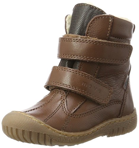 Stiefel Rangers Melton Unisex Marron Mixte Move 481 Enfant Move Kinder Boots by Halbchaft Chestnut HnTwxSqYF